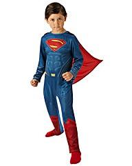 Superman Classic Dawn Of Justice Costume