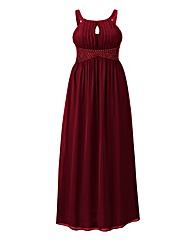 AX Paris Keyhole Maxi Dress