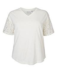 Junarose Slub Jersey T-Shirt