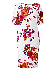 AX Paris Floral Print Midi Dress