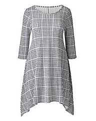 Simply Be Tunic Swing Dress