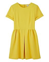 Closet Short Sleeve Skater Dress
