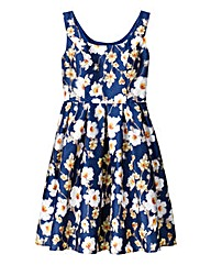 Chi Chi Eliza Floral Prom Dress
