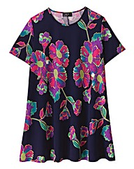 AX Paris Floral Swing Dress