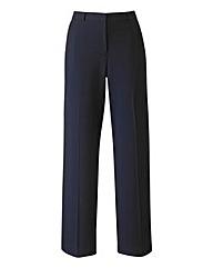 Straight Leg Trouser Length 25in