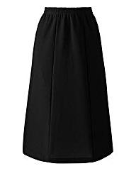 Slimma Pull On Skirt Length 28in