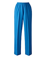 Slimma Pull On Trousers Length 25in