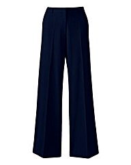 Wide Leg Trousers Length Long