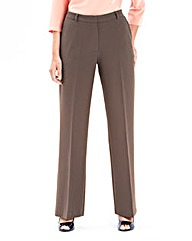 Wide Leg Trousers Length Short