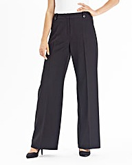 Mix & Match Wide Leg Trousers Reg