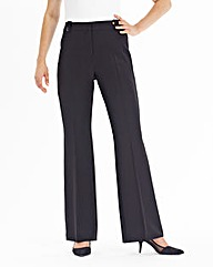 Mix & Match Bootcut Trousers Long