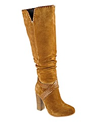 Sole Diva High Leg Boots E Fit