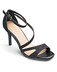 Sole Diva Strappy Sandals E Fit