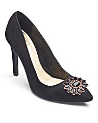 Sole Diva Court Shoes D Fit