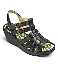 Fly London Ygor Sandals D Fit