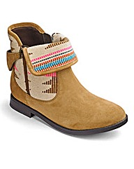 Joe Browns Ankle Boots E Fit