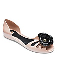 Mel by Melissa Move Peep Toe D Fit