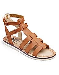 Gladiator Sandals D Fit