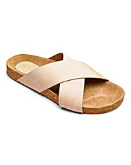 Vero Moda Footbed Sandals D Fit