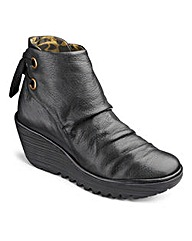 Fly London Yama Ankle Boot D Fit