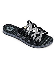 Zaxy Infinity Sandals D Fit