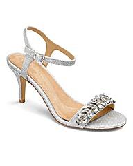 Coast Embellished Sandals D Fit