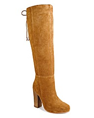 Sole Diva Lace-Up Boots D Fit