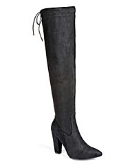 Sole Diva High-Leg Boots E Fit
