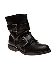 Blowfish Ankle Boots E Fit