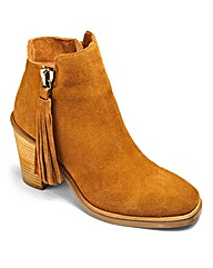 Bronx Jarina Ankle Boots D Fit