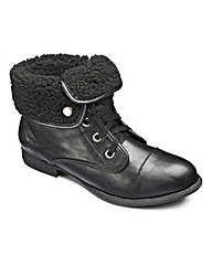 Blowfish Jack Ankle Boots E Fit