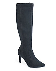 Sole Diva High Leg Stretch Boots E Fit