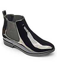 Sole Diva Chelsea Boots EEE Fit