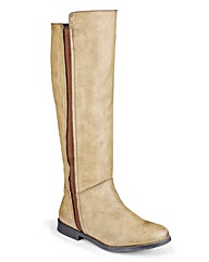 Sole Diva Boots Super Curvy E Fit