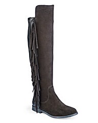 Sole Diva Boots Super Curvy Calf E Fit