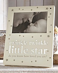 Twinkle Twinkle Light Up Frame
