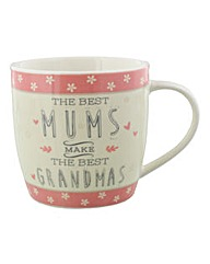 The Best Grandmas Mug