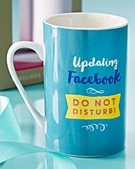 Updating Facebook Mug