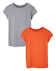 Pack of 2 Jersey T-Shirts