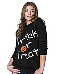 Halloween Trick or Treat Jumper