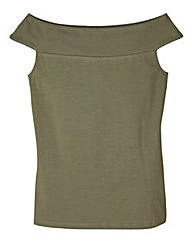 Bardot Jersey Top