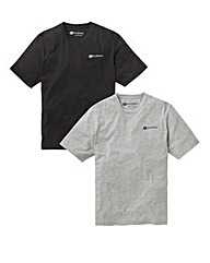 JCM Sports Pack of 2 T-Shirts