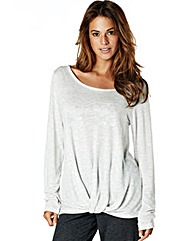 Body Star Long Sleeved Loose Fit T-shirt