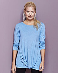 Long Sleeved Loose Fit T-shirt