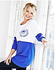 Liz McClarnon Slouch Sweat Top