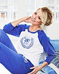 Liz McClarnon 3/4 sleeve T-shirt