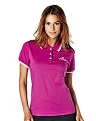 Body Star Pack Of 2 Polo Shirts