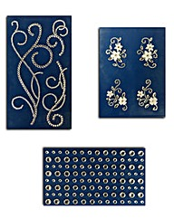 Tattered Lace Blinging Gems - Diamante