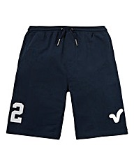 Voi Wyndham Navy Jog Shorts