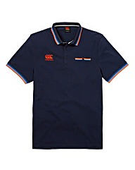 Canterbury Tipped Pocket Polo